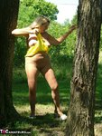 Adonna. Hot Yellow Dress Free Pic 18