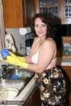 Reba. Lets Do Some Dishes Free Pic 19