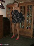 Adonna. Black Dress Hose Free Pic 5