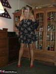 Adonna. Black Dress Hose Free Pic 7