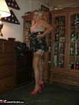 Adonna. Black Dress Hose Free Pic