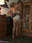 Adonna. Black Dress Hose Free Pic 15