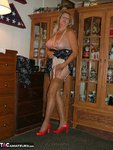 Adonna. Black Dress Hose Free Pic 18