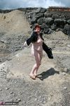 ValgasmicExposed. Windy in a Welsh Quarry Free Pic 5