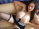 Denise Davies. Tits and Stockings Free Pic 11