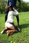 Foxielady. Black Outdoor BJ Free Pic 17