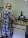 Barby. Barby Fucks Herself In The Kitchen Free Pic 1