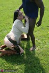Foxielady. Outdoor Black BJ Pt4 Free Pic 7
