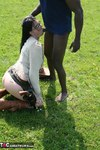 Foxielady. Outdoor Black BJ Pt4 Free Pic 8