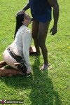 Foxielady. Outdoor Black BJ Pt4 Free Pic 9