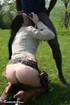 Foxielady. Outdoor Black BJ Pt5 Free Pic