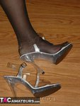 Adonna. Feet, Legs & Shoes Free Pic 15