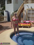 Barby. Barby Gets Hot By The Pool Free Pic 1