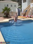 Barby. Barby Gets Hot By The Pool Free Pic 6