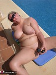 Barby. Barby Gets Hot By The Pool Free Pic