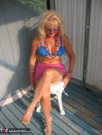 Ruth. Soaking Up Some Rays Free Pic