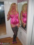 Ruth. Pink Basque Free Pic