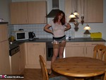 AngelEyes. Horny Action In The Kitchen Free Pic 1