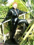 ValgasmicExposed. Catsuit In The Sun Free Pic 2