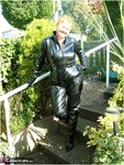 ValgasmicExposed. Catsuit In The Sun Free Pic 3
