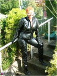 ValgasmicExposed. Catsuit In The Sun Free Pic 4