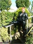 ValgasmicExposed. Catsuit In The Sun Free Pic 5