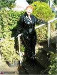 ValgasmicExposed. Catsuit In The Sun Free Pic 6