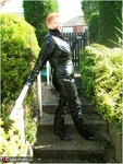ValgasmicExposed. Catsuit In The Sun Free Pic 8