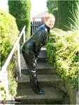 ValgasmicExposed. Catsuit In The Sun Free Pic 9