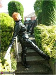 ValgasmicExposed. Catsuit In The Sun Free Pic 10