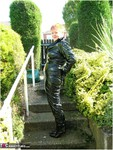 ValgasmicExposed. Catsuit In The Sun Free Pic 11