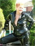 ValgasmicExposed. Catsuit In The Sun Free Pic 12
