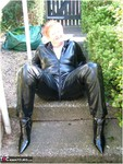 ValgasmicExposed. Catsuit In The Sun Free Pic 14
