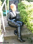 ValgasmicExposed. Catsuit In The Sun Free Pic 15