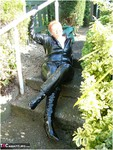 ValgasmicExposed. Catsuit In The Sun Free Pic 16