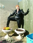 ValgasmicExposed. Catsuit In The Sun Free Pic 19
