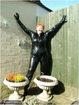 ValgasmicExposed. Catsuit In The Sun Free Pic 20
