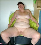 ValgasmicExposed. Green Chair Free Pic 14