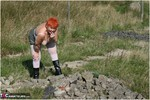 ValgasmicExposed. Welsh Cuntryside Free Pic 1