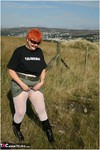 ValgasmicExposed. Welsh Cuntryside Free Pic 4