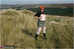 ValgasmicExposed. Welsh Cuntryside Free Pic 10
