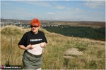 ValgasmicExposed. Welsh Cuntryside Free Pic 11