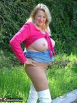 Adonna. White Boots Free Pic 16