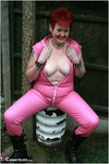 ValgasmicExposed. Pink Rubber Free Pic