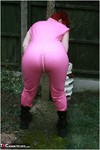 ValgasmicExposed. Pink Rubber Pt2 Free Pic 3