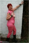 ValgasmicExposed. Pink Rubber Pt2 Free Pic 7