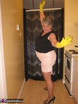 GirdleGoddess. Latex Gloves & Girdle Pt2 Free Pic 7