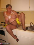 GirdleGoddess. Latex Gloves & Girdle Pt2 Free Pic