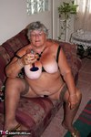 GrandmaLibby. Holiday Bottle Wank Free Pic