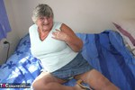 GrandmaLibby. Denim Skirt Free Pic 3
